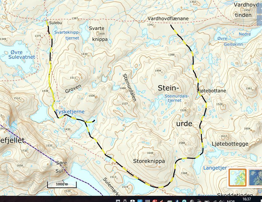 Kart Steinurde (1)